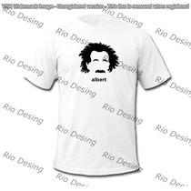 Camisetas Diseños Exclusivos Grandes Cientificos