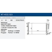 Radiador Berlingo Partner 1.8 96/00 Com/sem Ar Mecanico