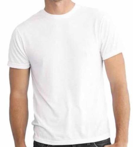 Camisa Poliéster Ideal Sublimação Atacado Kit 10 - R  110 54b48f5aadf15