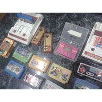 Familys Game De Los Años 90 Lote + Muchos Juegos / Cart
