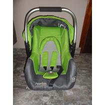 Huevito Butaca Porta Bebe Con Base Para Auto Premiun Baby