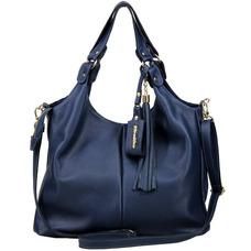 Bolsa Feminina Importada Original De Couro Legitimo - Bolsas Azul ... 9ddfa3e1af5