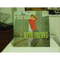 Rita Pavone - Ritorna - Lp Excelente Estado