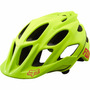 Capacete Fox Flux Fluo Yellow Ciclismo Bike Mtb L / Xl 2017