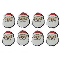 Eva - Rosto De Papai Noel Kit Com 8