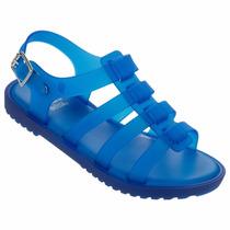 Melissa Flox Infantil Rasteirinha Chinelo Criança Sapato Ad
