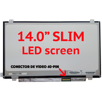 Display 14.0 Slim N140bge-l43 Hp Vaio Dell Acer Gatawey ...