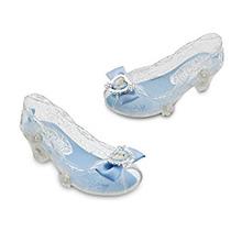 Juguete Zapatos De Disney Cinderella Light-up Del Traje Par