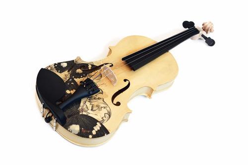 Fluxed Violín Luthier Diseño Especial