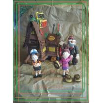 Gravity Falls,adorno/torta,cabaña, Llaveros,lapices Souvenir