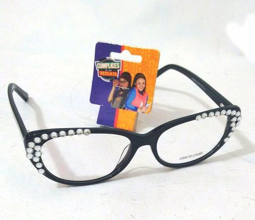 b63286cc0d1d2 Óculos Da Isabela Cumplices De Um Resgate - Luxo - R  55