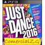 Just Dance 2016 Ps3 Digital Oferta