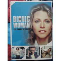 La Mujer Bionica Serie Completa En Ingles Sin Subtitulos Esp