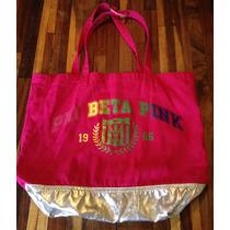 Bolso Grande Pink Original