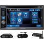 Multimídia Alpine Ive-w530bt 6.1 Pol + Camera + Gps + Tv