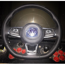 Volante Vw Golf R Mk7   Novo Golf Gti/highline/comforline