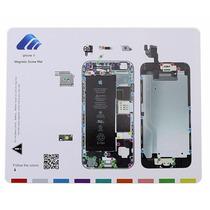 Reparacion Apple Iphone 6 Tapete Magnetico P/ Tornillos Piez
