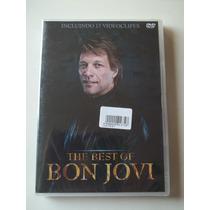 Bon Jovi The Best Of 17 Video Clipes Dvd Raro Novo Lacrado !