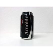 Lata Coca Cola Zero - Nomes - Arnaldo - Vazia