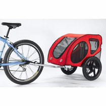 Carro Para Perro Petego Egr Kasco Dog Bike Trailer - Small