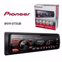 Equipo Reproductor Pioneer Mvh 075ub Usb,pendrive Original