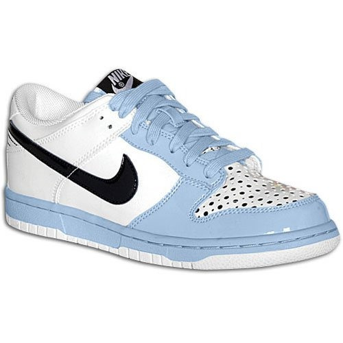 premium selection 6f99a c35a2 Nike Dunk Low Mujer, Color Blancomarinevarsity Royal Za -  300.565 en  Mercado Libre