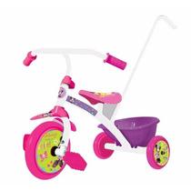 Triciclo Chico Minnie Disney A Pedal +12 Meses