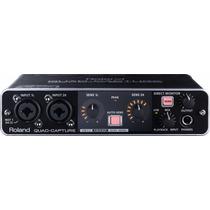 Interface Áudio Usb 2.0 Roland Ua-55 Interface Quad-capture