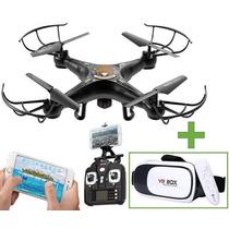 Dron K300c Wifi · Tiempo Real Hd + Lentes Vr 3d 360 + Ctrl
