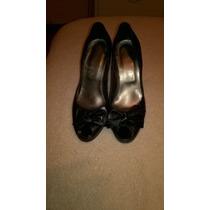 Zapatos Batistella Stilettos Boca Pez / Cuero 100 % - 36