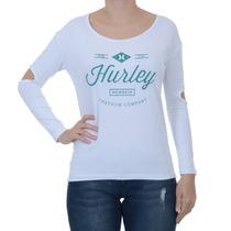 Blusa Feminina Hurley Freedom