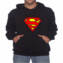 Blusa De Moletom Superman