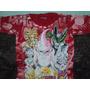 Playeras Dragon Ball Z Goku Cell Brolyn Boo Talla 2-4 Niño