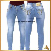 Calça Afront Jeans Estilo Pitbull Levanta Bumbum