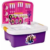 Pia Magica Chiquititas Com Agua Infantil Meninas Magic Toys