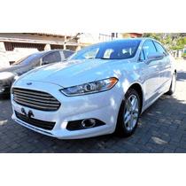 Ford Fusion 2.5l I-vct Flex Aut. 2014 Branco