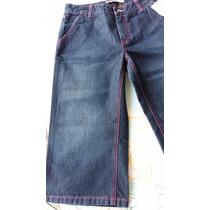 Bermuda Capri Tommy Hilfiger Jeans, Muito Barato, Aproveite!