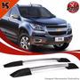 Longarina Teto Rack Executive Bepo Gm S10 2012/.. Cromado