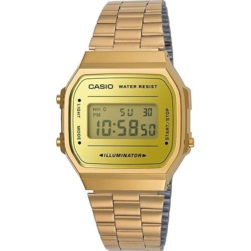 173084731228 Reloj Casio Vintage A-168wegm-9d Agente Oficial Belgrano -   6.470 ...