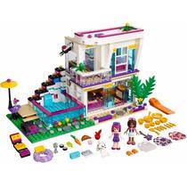 Lego - Friends 41135-casa De Livi, La Estrella Del Pop