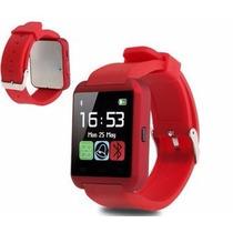 Smart Watch Reloj Inteligente U8 Msn Llamadas Iphone Android