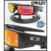 Lentes Oakley Gascan Oo9014 26-246 Negro Micas Ruby Iridium