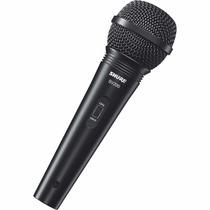 Microfono Shure Sv200 Con Cable Original Envio Gratis Yunav
