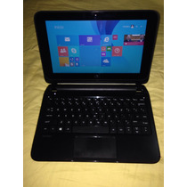 Mini Laptop Hp 10-e010nr Touch 10.1 320gb 1.0ghz 2gb Gris