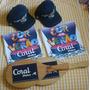 Coral Dulux Kit Promocional Para Colecionador 6 Pçs Show!!!
