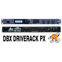 Processador Drive Rack Dbx Px C/ Nota Fiscal E Garantia