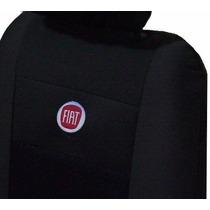 Jogo Capa Protetora Banco Carro Tecido Uno Mille Fire #tyb4