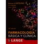 Farmacología Basica Y Clinica 12 Edicion Katzung