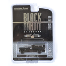1972 Chevrolet C-10 Bb Seríe Black Bandit