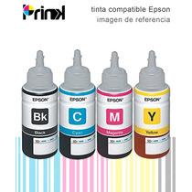 Tinta Epson L100 L110 L120 L200 L210 L220 L300 L335 L365